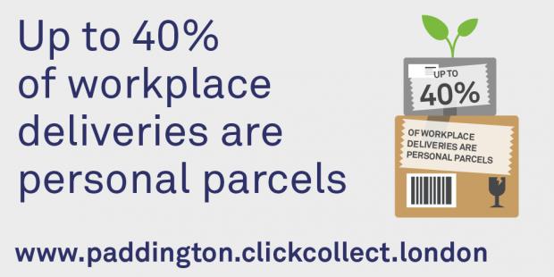 Paddington social graphics workplace deliveries for 10 eastbourne terrace london w2 6lg