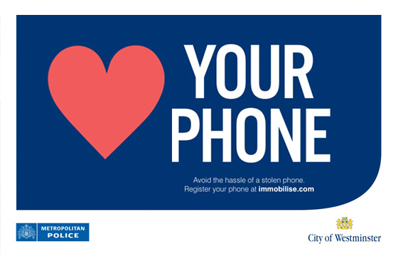 Love your Phone campaign