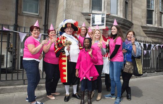 Paddington Welcomes the new Princess