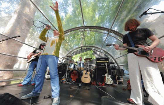 Festival vibe comes to Paddington this summer