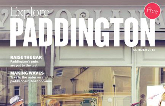HOT OFF THE PRESS – New Explore Paddington Magazine has landed