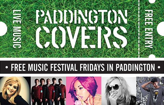 Free Music Festival Friday 26 August 2016