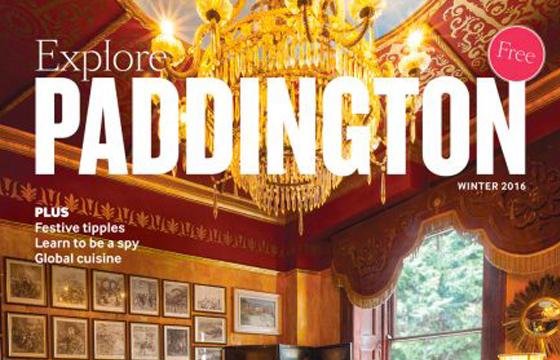 Explore Paddington Winter Edition 2016