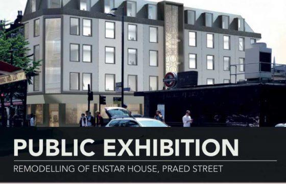 Enstar House, Praed Street Public Exhibition March 2017