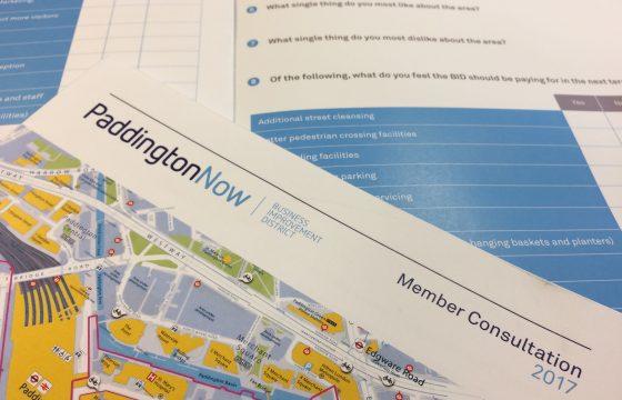 PaddingtonNow BID Member Consultation 2017