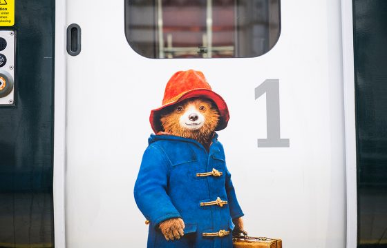 New Intercity Express Train named after Paddington Bear author Michael Bond
