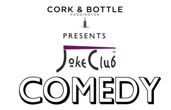 Cork and Bottle Comedy Night Event