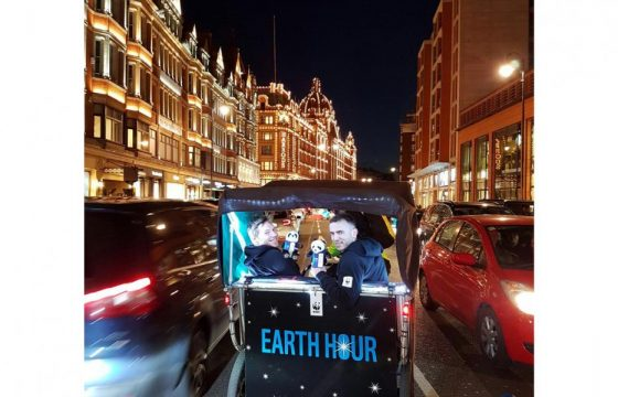 Earth Hour 2018 – How BID Members Can Get Involved