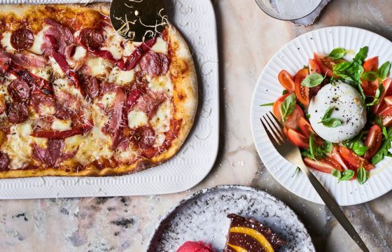 20% OFF THE FOOD BILL at Ask Italian