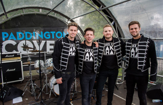 Sing Your Heart Out and Dance Under the Trees at This Small Tribute Band Festival in Paddington