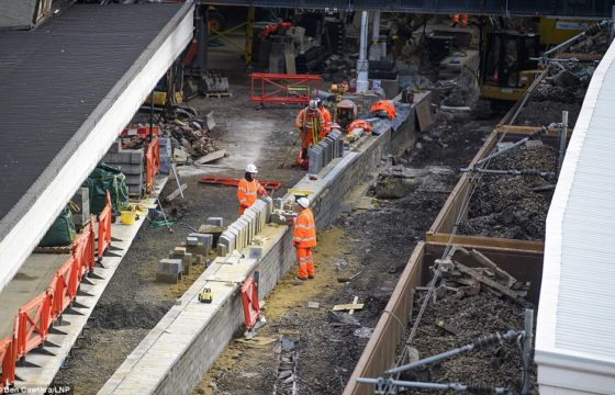 Bank Holiday Weekend Maintenance Works Affecting Paddington Station