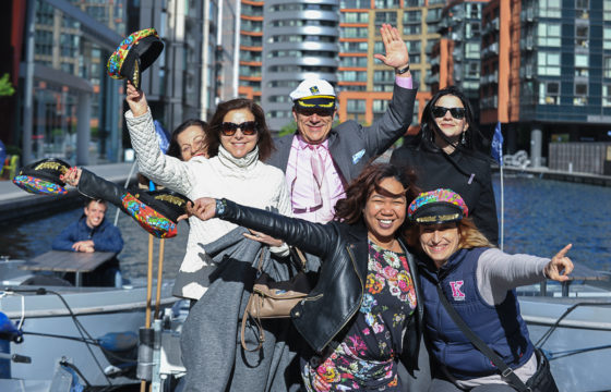 GoBoat and Paddington BID Hoteliers Networking Event