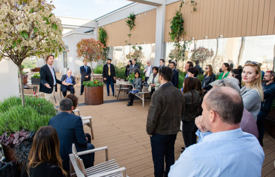 Greening Your Business Networking Event
