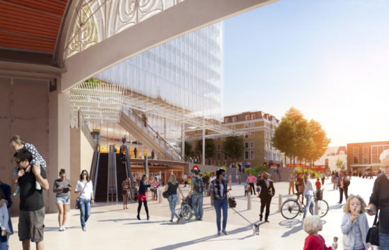 Paddington Square Development Drop-in Event