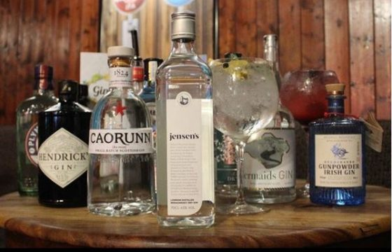 Win a bottle of Jensen's Gin at the Pride of Paddington
