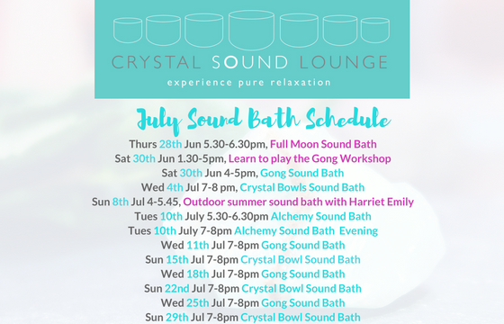25% off for Newbies at Crystal Sound Lounge