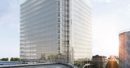 Sellar draws up timetable for Paddington Cube award