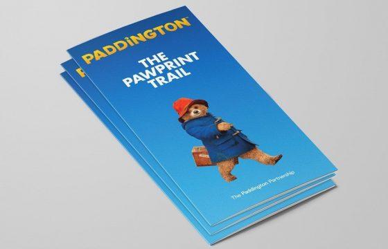 New edition: Take the Pawprint Trail around Paddington