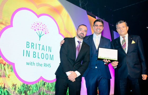 Victory for Paddington in RHS Britain in Bloom Competition