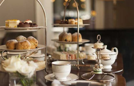Afternoon tea at Roseate House from £25