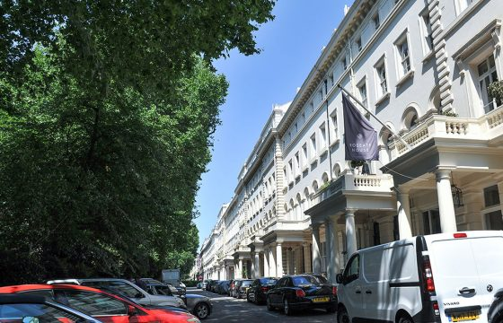 Eight Hotels Selected to Take Part in Paddington Air Quality Project