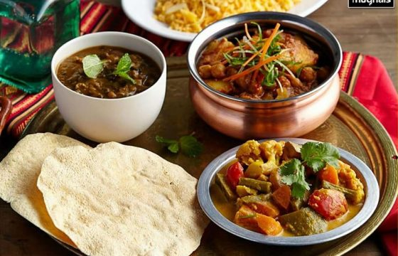 The Mughals Indian Restaurant Lunch Buffet Deal