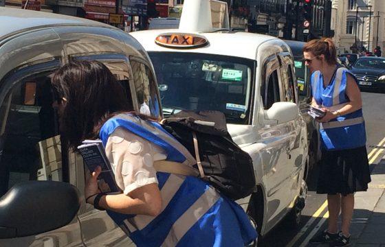 Help Improve Air Quality in Paddington #DontBeIdle