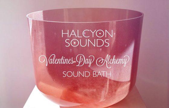 Valentines Day Sound Bath