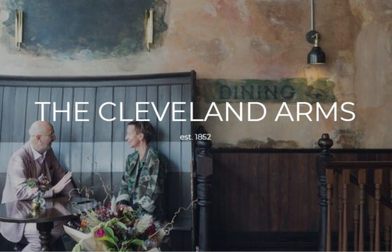 The Cleveland Arms Lunch Deal