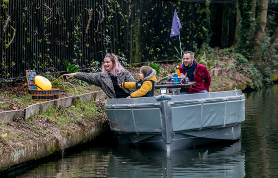GoBoat Easter Egg Hunt and 20% off All April Bookings
