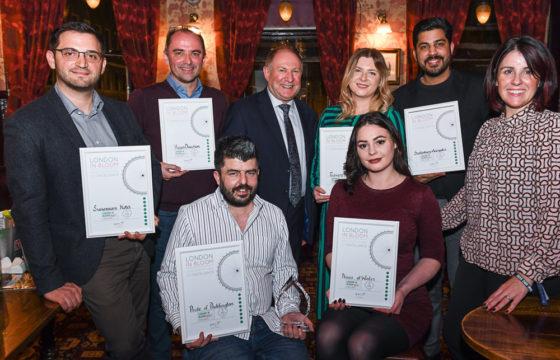 Paddington Businesses Awarded For Greenery