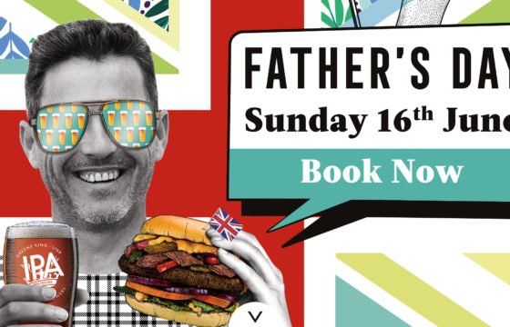 Sawyers Arms Fathers Day Offer