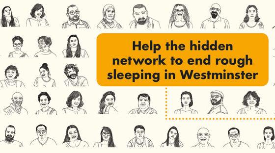 Hidden Network Helping the Homeless