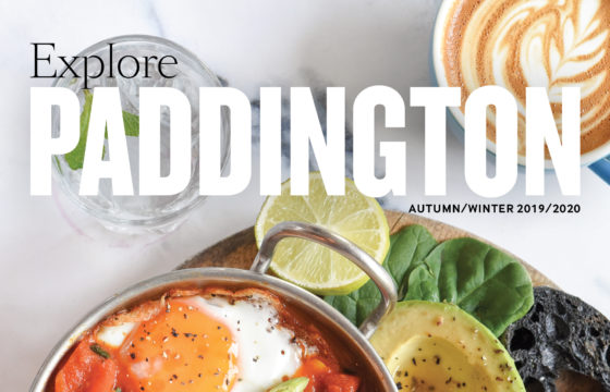The Go-to-Guide for Autumn/Winter in Paddington Out Now