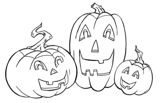 Children's Halloween Colouring in Competition @ The Fountains Abbey Pub