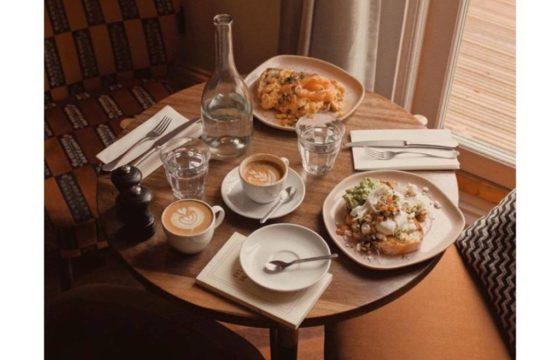Free Breakfast at The Pilgrm