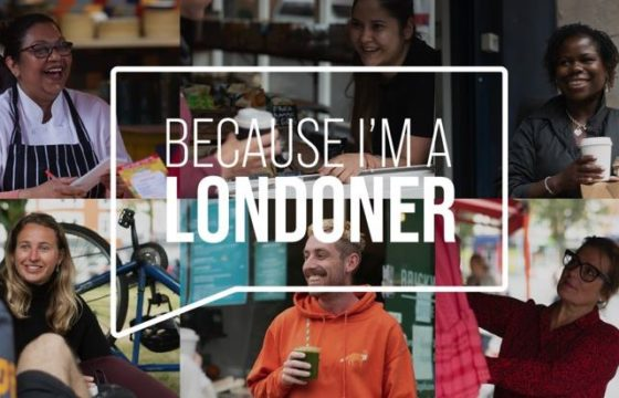 Because I'm A Londoner Campaign