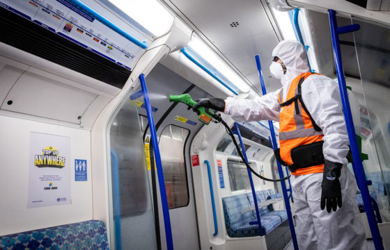 Transport for London Hygiene and Safety Measures