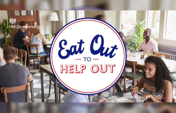 Eat Out to Help Out: Register Now