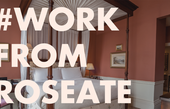 Work From The Luxury of Roseate House