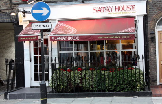 Satay House Discounted Take Away Offer with Deliveroo