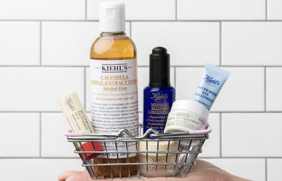 Buy One, Get the Second Half Price at Kiehls in Paddington Oct 8-12