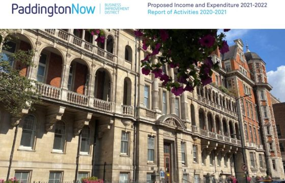 PaddingtonNow Annual Billing Leaflet 2021-22