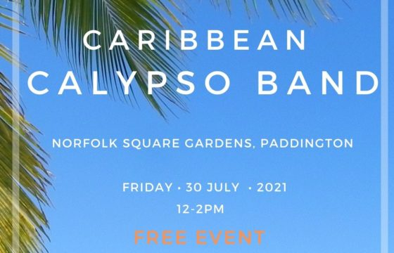 Lunchtime Caribbean Calypso Band