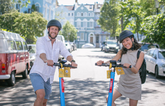 Exclusive Free Dott e-scooter rides and more