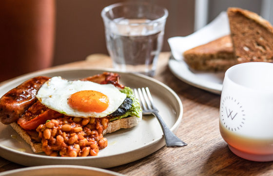 Free Breakfast at The Pilgrm this Autumn