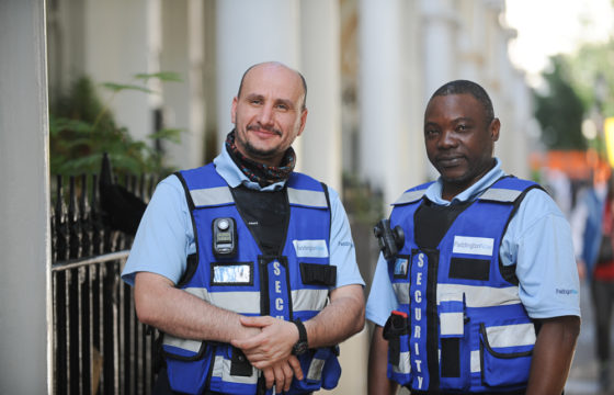 September Trial Hours for Community Safety Team